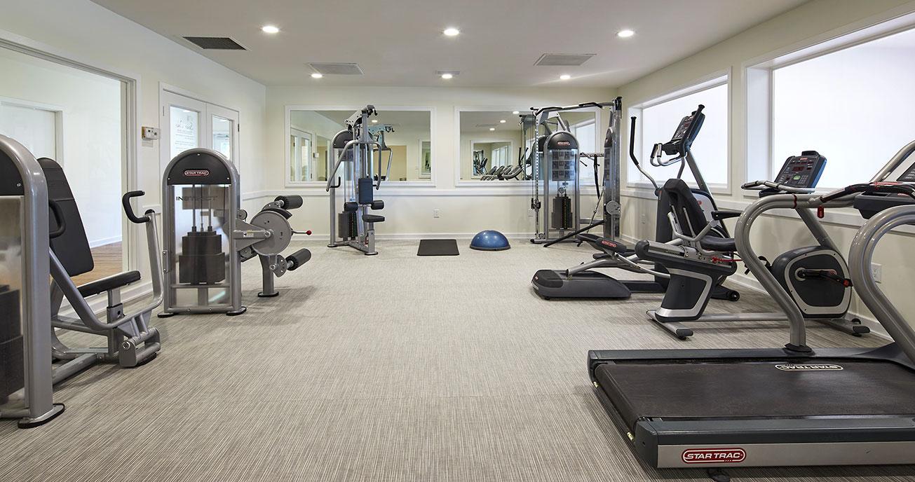 gym equipment, seven oaks, odenton md